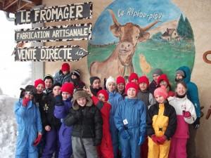 Journée du samedi 12 janvier dans classe de neige dscf3152-300x225