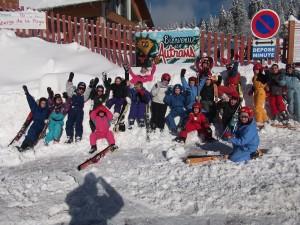 Journée du mercredi 16 janvier dans classe de neige dscf3371-300x225